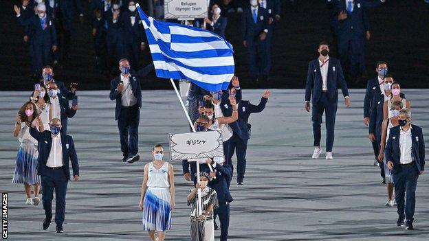 Tokyo Olympics: Greece out of artistic swimming events after positive Covid tests thumbnail
