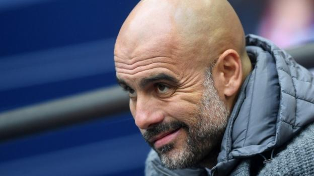 Manchester City: Pep Guardiola says quadruple will be almost impossible thumbnail