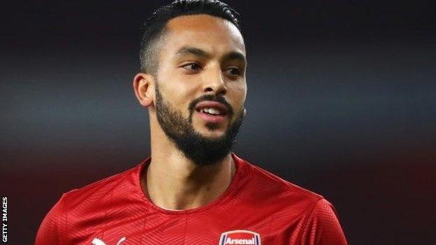 Walcott has scored 108 goals for Arsenal since joining in 2006