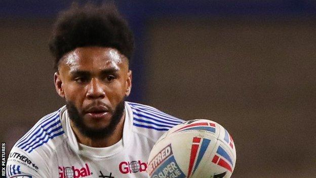 Kyle Eastmond's two Leeds Rhinos appearances this season came in their defeats by Wigan and Hull KR