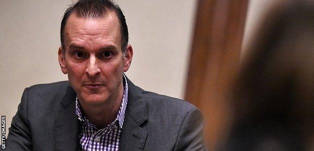 US Anti-Doping Agency head Travis Tygart