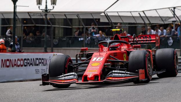 Monaco Grand Prix: Farce at Ferrari is no laughing matter after latest mistake thumbnail