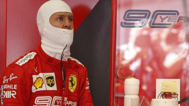 "Vettel reveals he ""doesn't love F1 as a world"" but thrives on the adrenalin each race day brings"