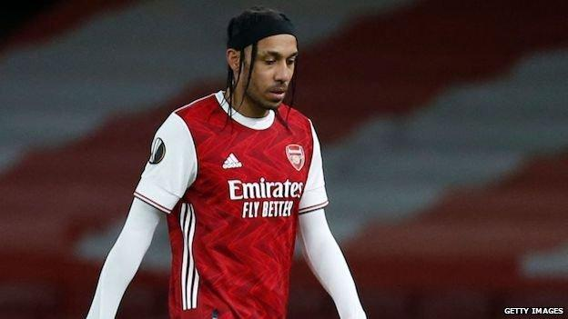Pierre-Emerick Aubameyang: Arsenal forward treated in hospital for malaria (2021)