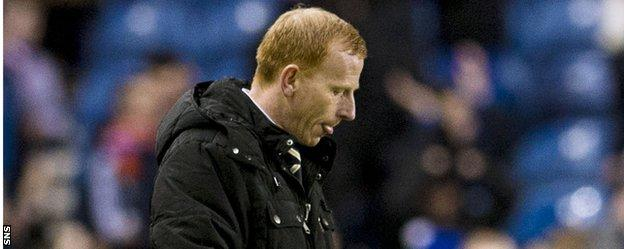 Stevie Aitken felt the gulf in fitness between Rangers and his side was a major factor in the defeat