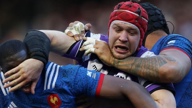 Six Nations 2019: Why France and Scotland are more similar than they seem thumbnail