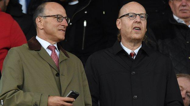 Manchester United is owned by the Glazer family