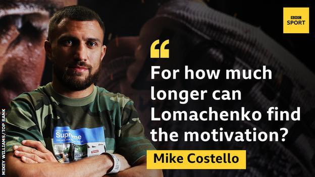 Lomachenko v Lopez: Boxing Icon Faces Youthful Challenge in Las Vegas
