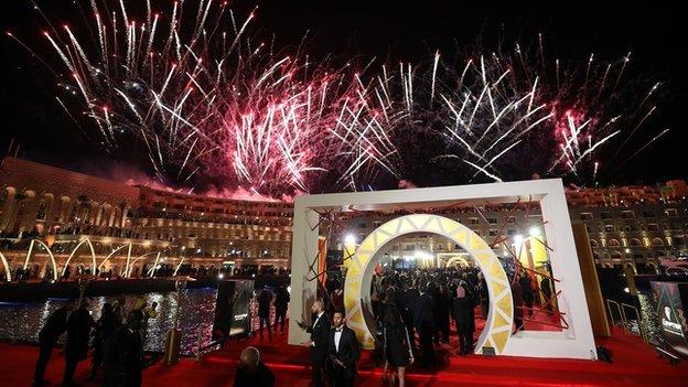 Despite their issues, Caf hosted a glittering awards ceremony in Egypt earlier this year