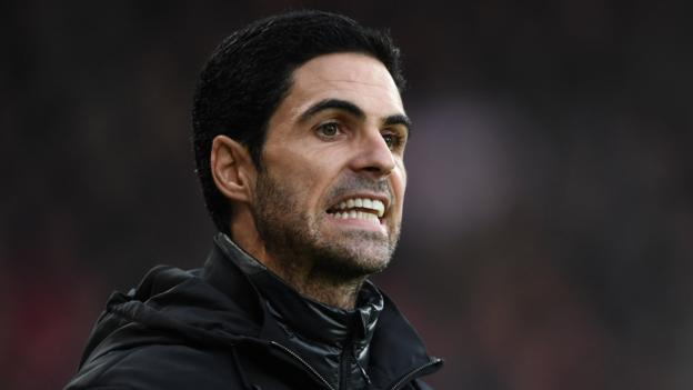 Mikel Arteta aims to restore relationship with Arsenal fans thumbnail