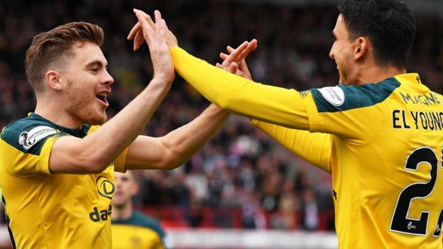 Hamilton Academical 0-1 Celtic: Early Forrest strike edges out hosts