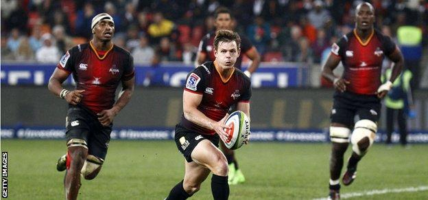 Southern Kings play their rugby at the Nelson Mandela Bay stadium in Port Elizabeth