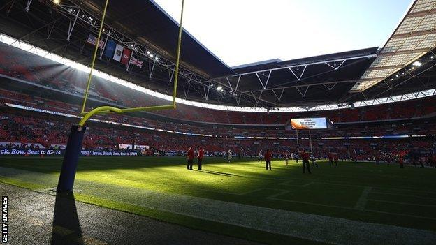 NFL at Wembley