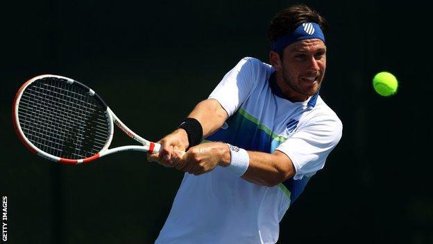 , Battle of the Brits Team Tennis: Cameron Norrie retires against Dan Evans