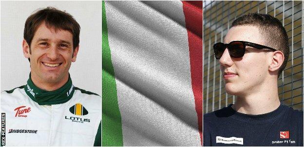 Italy F1