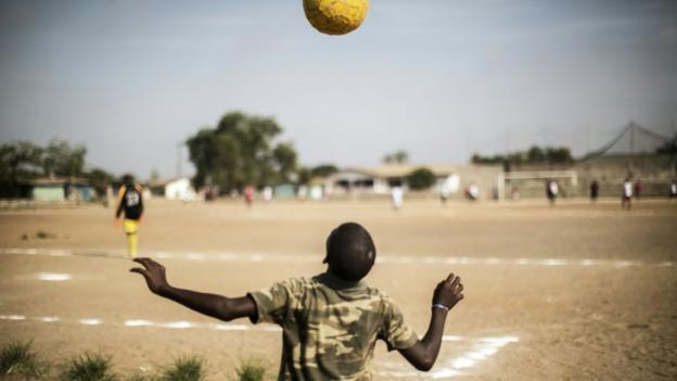 Football in Liberia