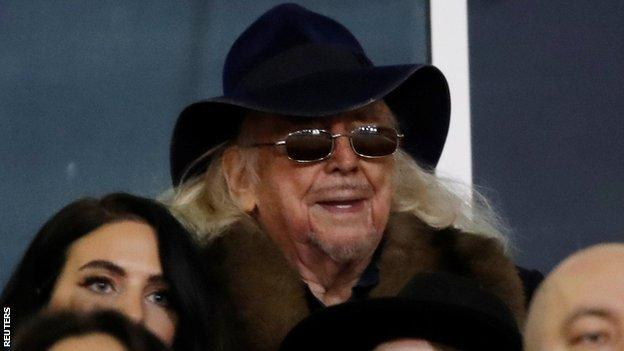 Owen Oyston has been associated with Blackpool since first buying shares in the Lancashire club in 1987
