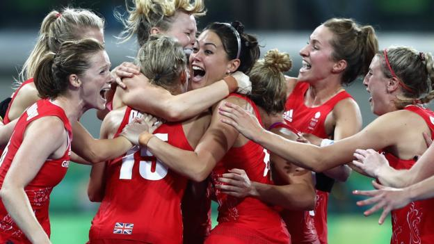 Hockey's Champions Trophy: Can Great Britain's 'golden girls' go again?