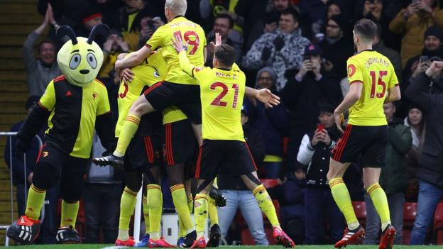 Watford FC players