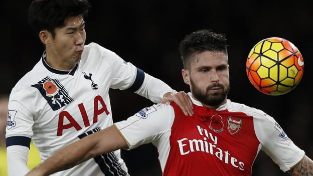 Tottenham v Arsenal: Spurs chasing more than just a derby win - Jermaine Jenas