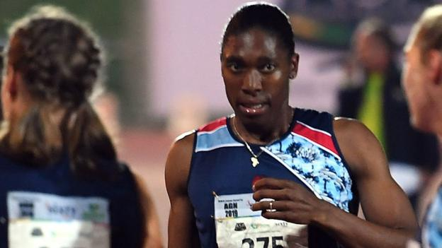 Caster Semenya verdict: 'Nobody has truly won - one side has just lost less than the other' thumbnail