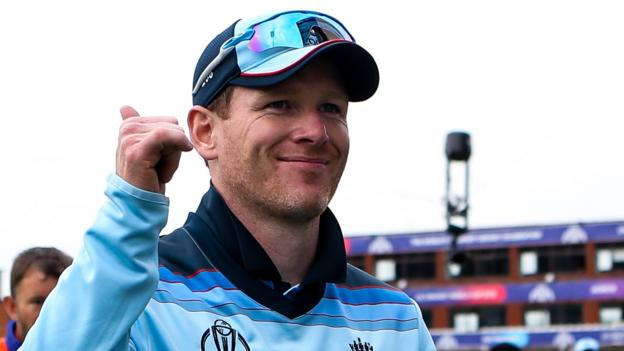 Cricket World Cup: 'Morgan was phenomenal; England must now reach last four in style' thumbnail