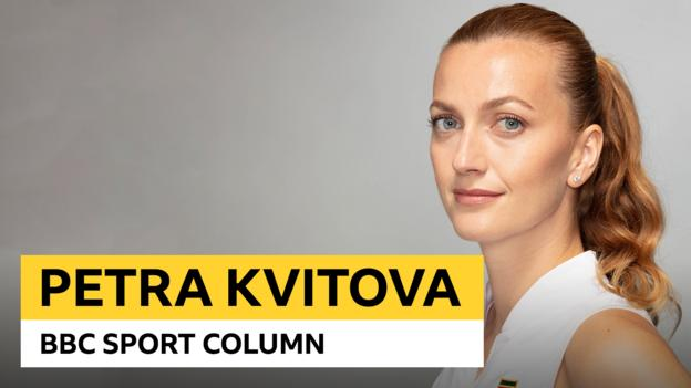 Petra Kvitova column: Wimbledon, 'unusual' arm injury & Melbourne pain thumbnail