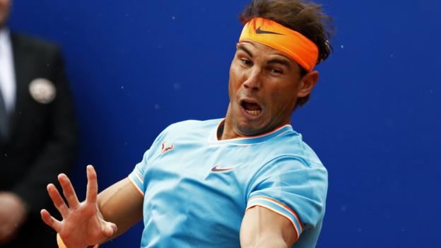 Barcelona Open: Rafael Nadal claims comfortable win to reach semi-finals thumbnail