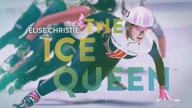 'Great strength of character' - Sports Personality contender Elise Christie