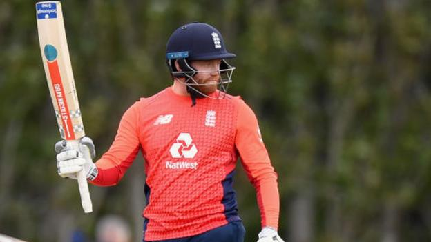 Jonny Bairstow stars as England beat New Zealand XI in first T20 warm-up thumbnail