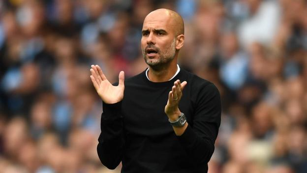 Manchester City documentary was not disrespectful - Pep ...
