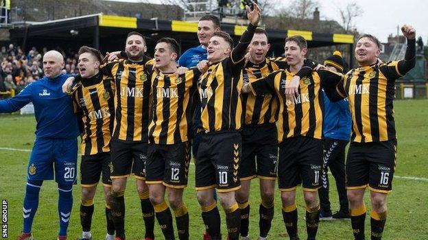 Auchinleck Talbot are the most successful Junior club in Scotland, with 13 cup wins
