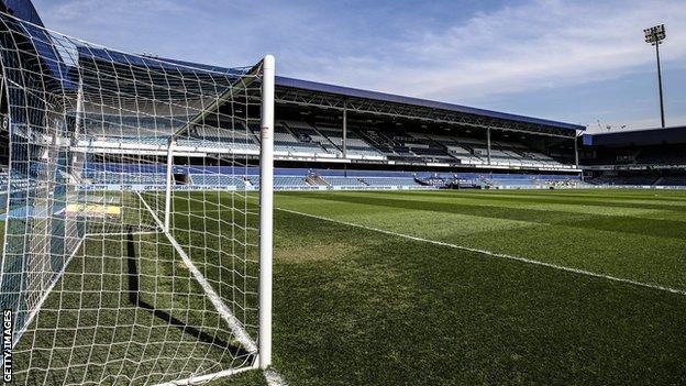 QPR's Loftus Road stadium