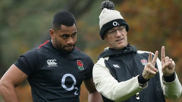 John Mitchell: England defence coach says Ireland will 'bore' England thumbnail