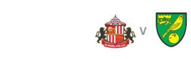 Sunderland v Norwich