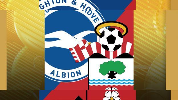 Brighton v Southampton