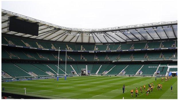 England-Barbarians game in doubt after Covid-19 protocol breach