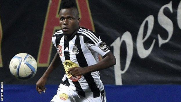 TP Mazembe progress