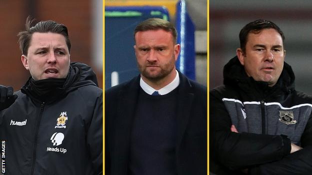 Cambridge, Bolton and Morecambe are in a three-way race for the final two automatic promotion spots in League Two - but who will go up and who will be forced to settle for the play-offs?