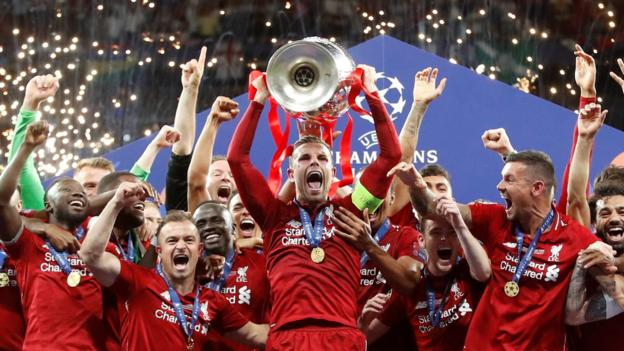 BT Sport retains exclusive Champions League rights in £1.2bn deal from 2021-24