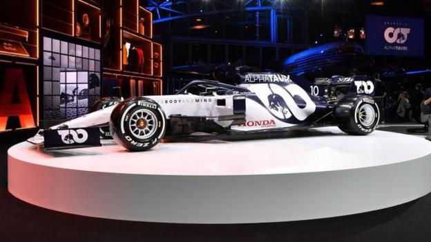 Alpha Tauri: Red Bull's former junior team Toro Rosso is rebranded for 2020 thumbnail