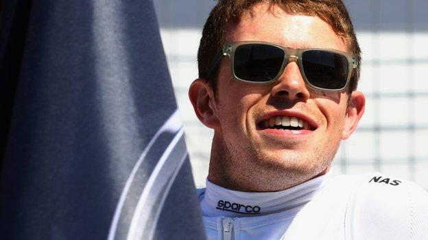 Scot Paul Di Resta has been out of F1 for two years but would be a solid option