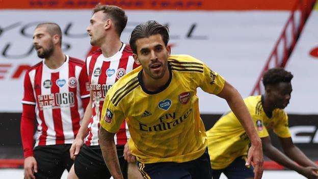Sheffield United 1-2 Arsenal: Dani Ceballos' late purpose sends Gunners to FA Cup semis thumbnail