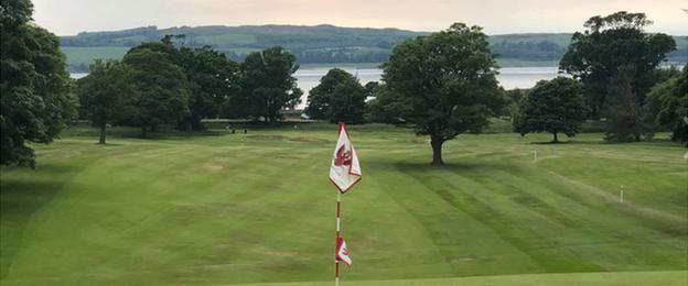 Golf goes digital
