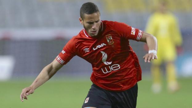 Ramadan Sobhi guides Egypt's U23 to win over Ghana thumbnail