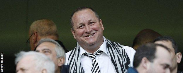 Mike Ashley has proved unpopular with Rangers fans since buying a stake in the Ibrox club