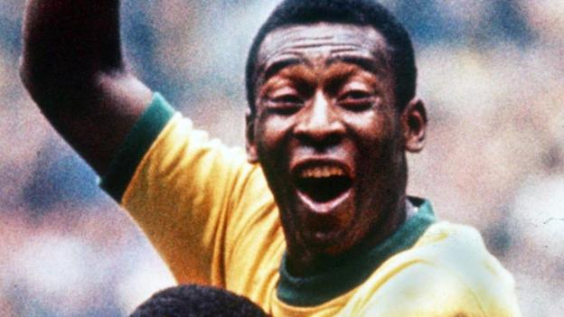 97f0d1269 BBC s World Cup of kits final  Brazil 1970 beats West Germany 1990 - BBC  Sport