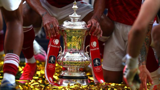 No FA Cup replays and one-legged EFL Cup semi-finals in 2020-21