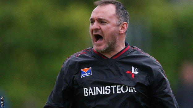 Aidan O'Rourke comes into the Armagh senior set-up