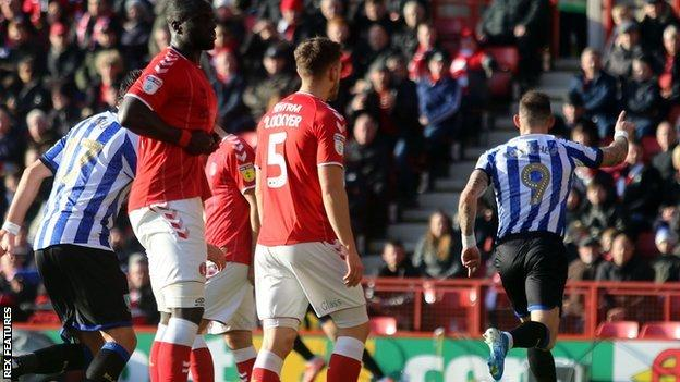 Steven Fletcher's brace at The Valley leaves him just four short of 150 career club goals